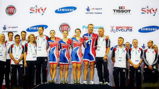 Road To 2012: Great Britain qualify maximum Olympic squad for track