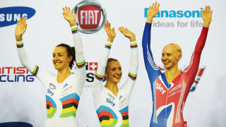 Laura Trott excited by Melbourne test