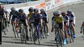 Swinnerton cycles sponsor youth omnium and tandem sprint