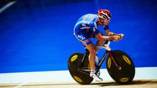 Road To 2016: Jon Dibben set to make track world cup debut in Glasgow
