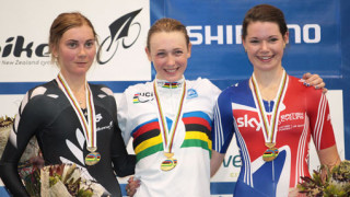 Amy Roberts takes bronze at the junior track world championships