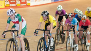 Welsh youth cyclists compete at the Inter Regional Track Championships this weekend