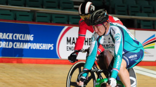 Great Britain riders continue success at World Masters Track Cycling Championships