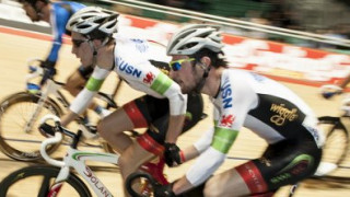 Team USN to open track cycling season at the Revolution Series