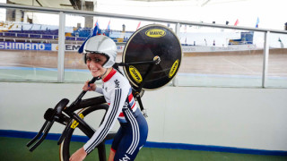 Go-Ride gets wheels turning at UCI Track World Championships