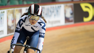 Capewell takes junior keirin gold at British Cycling Junior and Youth National Track Championships