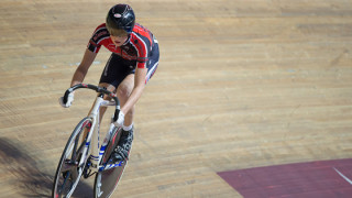Truman gets first gold at British Cycling Junior and Youth National Track Championships with keirin win