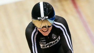 Varnish seals perfect defence with keirin title at British Cycling National Track Championships