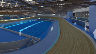 British Cycling president Howden welcomes unveiling of Derby Arena