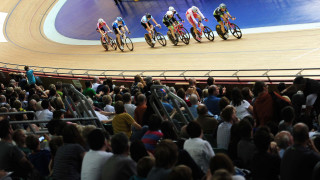 Truman takes second title at British Cycling National Youth and Junior Track Championships