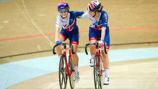 Lloyd and Dickinson headline final-day success for Great Britain Cycling Team in Portugal