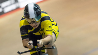 Hilleard and Pidcock win titles on day two of British Cycling National Youth and Junior Track Championships