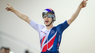 Stewart claims sixth gold for Great Britain Cycling Team in Portugal