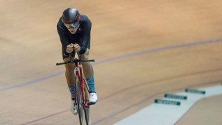 Vernon completes hat-trick at British Cycling National Youth and Junior Track Championships