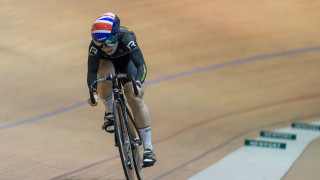 Second gold for Bate at British Cycling National Youth and Junior Track Championships