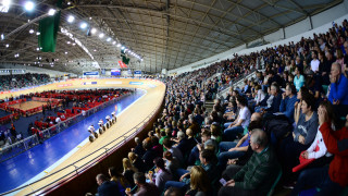 HSBC UK | National Track Championships - Spectator information