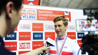 HSBC UK | National Track Championships - Media
