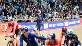 About the HSBC UK | National Track Championships