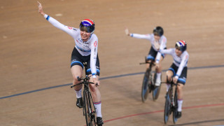 Event Report: TISSOT UCI Track Cycling World Cup, London
