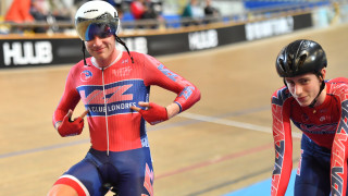 Ethan Hayter and Ella Barnwell win National Omnium titles