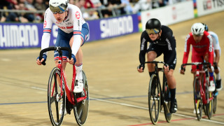Hayter wins omnium bronze on day four of world championships
