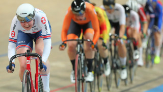 Archibald fights to seventh in women's omnium