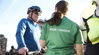 Cycling volunteers contribute more than 3.5 million hours annually to the sport, says British Cycling
