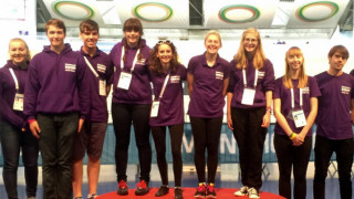 Young volunteers: support the 2017 School Games National Finals