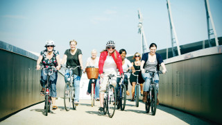 One million more women on bikes by 2020