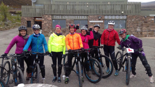 'Cycling for all' at Stonehaven Cycling Club
