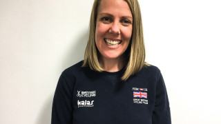 Meet the team: Hanlie Fouche, Great Britain Cycling Team lead carer