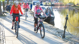 723,000 more women influenced to get on a bike by British Cycling since 2013