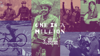 Be a #OneInAMillion supporter