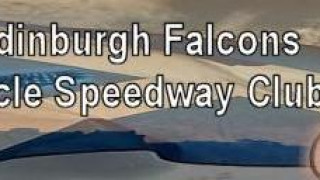 Edinburgh Falcons at National Indoor Cycle Speedway Championships