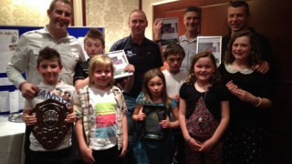 Annan Youth CC Win Coach of the Year