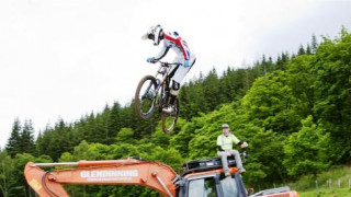 The Eyes of The Mountain Bike World Turn To The Scottish Borders