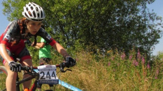 Mountain Biker, Isla Short speaks to Scottish Cycling's Morven Brown