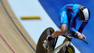 Scottish Cycling squad for Revolution series named
