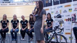 Breast Cancer Care cycling team launch