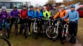 Scottish Cycling Girls only MTB Skills Coaching