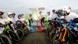 SCOTTISHPOWER & SCOTTISH CYCLING ANNOUNCES LARGEST EVER INVESTMENT IN YOUTH CYCLING