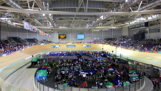 The National Track Championships in Tweets!