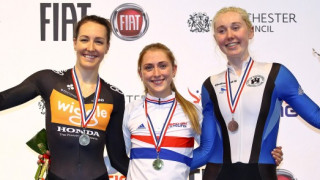 Scottish Cyclist Katie Archibald heading to the UEC European Track Championships with GB Cycling Team