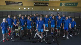Team Scotland Fuelled By Pedal Power
