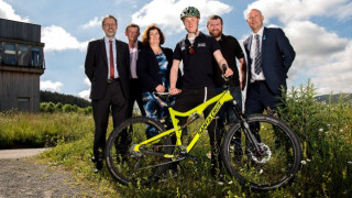 Scottish Cycling helping lead the way in MTB development with the launch of the Mountain Bike Centre of Scotland