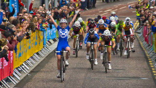 Scottish Team preparing for the 2015 Inter-regional Road Championships