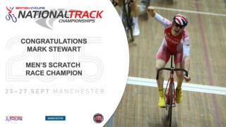 National Track Championships 2015: Scotland Success