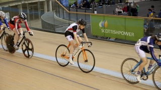ScottishPower Youth Series Track Events