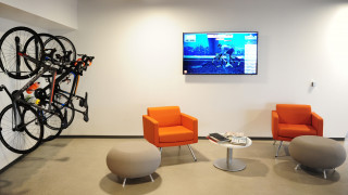 Great cycling workplaces