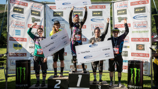 In-form Seagrave and Hatton star in round three of HSBC UK | National Downhill Series